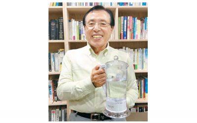 솔고바이오, 수소水 일본에 역수출